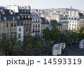 パリの街並 14593319