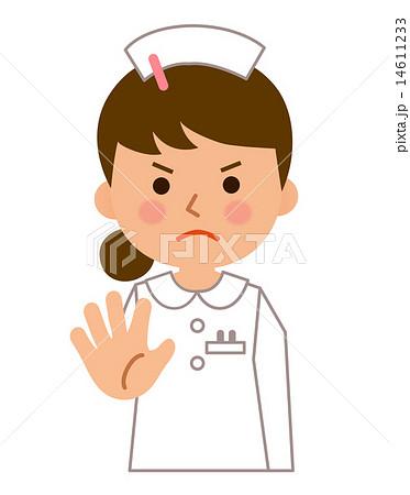看護師止めるのイラスト素材 [14...
