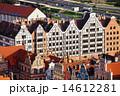 グダニスク 街 建物の写真 14612281