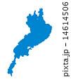 琵琶湖モザイク 14614506