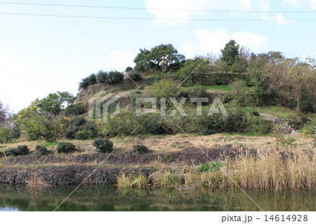 西山塚古墳の写真素材 [14614928...