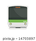 電車の正面 14703897