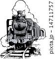 機関車 14711757