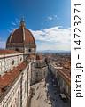 イタリア フィレンツェ ドゥオーモと街並み 14723271