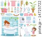 お風呂 アイコン 14725722