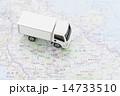 配送トラック 14733510
