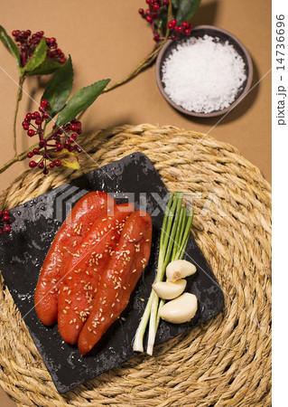 Various Salted Seafoodの写真素材 [14736696] - PIXTA
