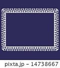 背景素材 ベクター 京文様のイラスト 14738667