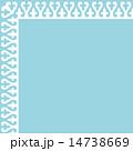 背景素材 ベクター 京文様のイラスト 14738669