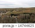 世界遺産セゴビアのアルカサルからの風景 スペイン 14744625