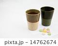 お茶うけ 落雁 ほうじ茶の写真 14762674