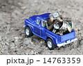 廃棄物処理トラック 14763359
