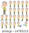 ベクター バリエーション 人物のイラスト 14783213