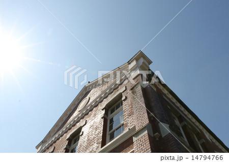 古い建物 14794766