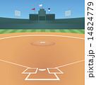 野球場 14824779
