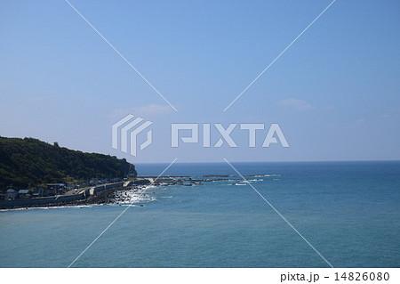 北海道の夏の海 14826080