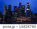 シンガポールの夜 14826780