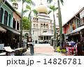 シンガポールの一角 14826781