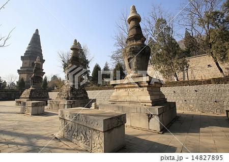 北京 雲居寺 三公塔 14827895