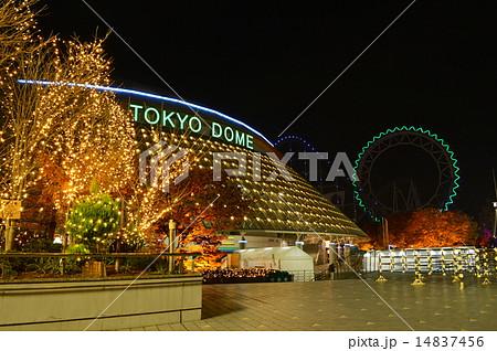 東京ドームイルミネーション 14837456
