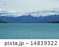 テカポ湖とカヌー 14839322