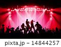 コンサート ステージ 舞台のイラスト 14844257