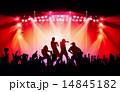 コンサート ステージ 舞台のイラスト 14845182