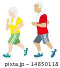 アクティブシニア ジョギング 14850118