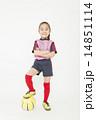 サッカー女子 14851114