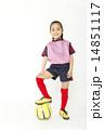 サッカー女子 14851117