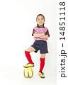 サッカー女子 14851118