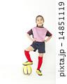 サッカー女子 14851119