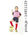 サッカー女子 14851120