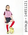 サッカー女子 14851121