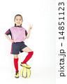 サッカー女子 14851123