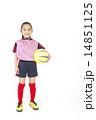 サッカー女子 14851125