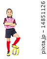サッカー女子 14851126