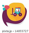交通 トラック 運輸のイラスト 14855727
