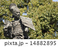 信長公出陣の像(清洲公園) 14882895