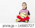 サッカー女子 14885727