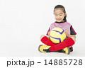 サッカー女子 14885728