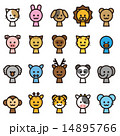 動物のセット 14895766