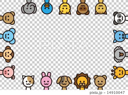动物框架 14910047