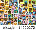 動物の背景 14920272