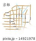 マップ ベクター 道路地図のイラスト 14921978