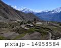 山岳地帯 風景 絶景の写真 14953584