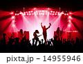 メタルのライブステージ 14955946