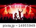 メタルのライブステージ 14955949