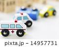 救急車 緊急車両 緊急自動車の写真 14957731
