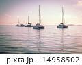 夕日 夕焼 日没の写真 14958502